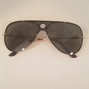 Other - Black brown tortoise AVIATORS new